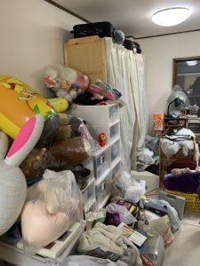大阪市西区で不用品回収